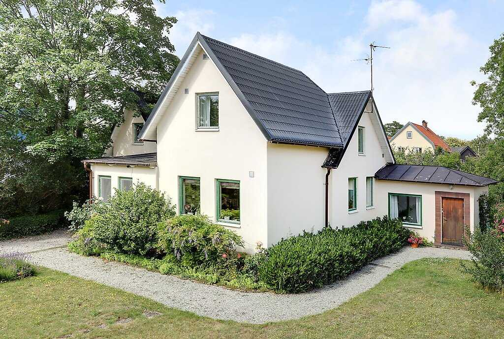 Huset på Geijersgatan lockade flest besökare.