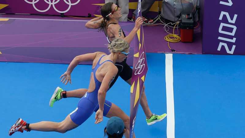 Lisa Nordén tog OS-silver efter ett galet spurtdrama.