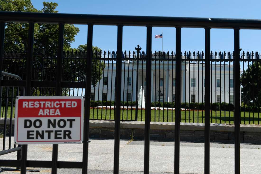USA stoppar utländska medborgare som har varit i Brasilien de senaste 14 dagarna från att komma in i landet, meddelar Vita huset. Arkivbild.