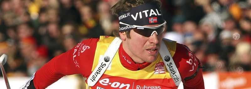 Emil Svendsen kommer mest troligt inte till start i morgondagens mixstafett.