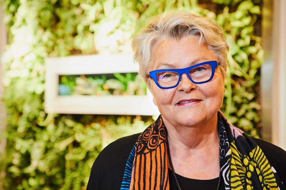 Eva Eriksson, förbundsordförande SPF Seniorerna.