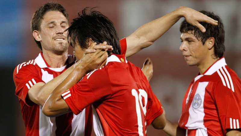 Paraguays VM-trupp börjar ta form.