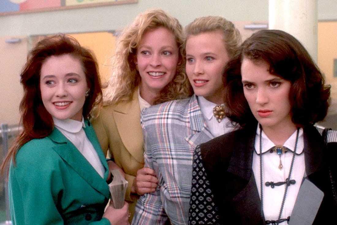 Originaluppställningen i filmen från 1988.