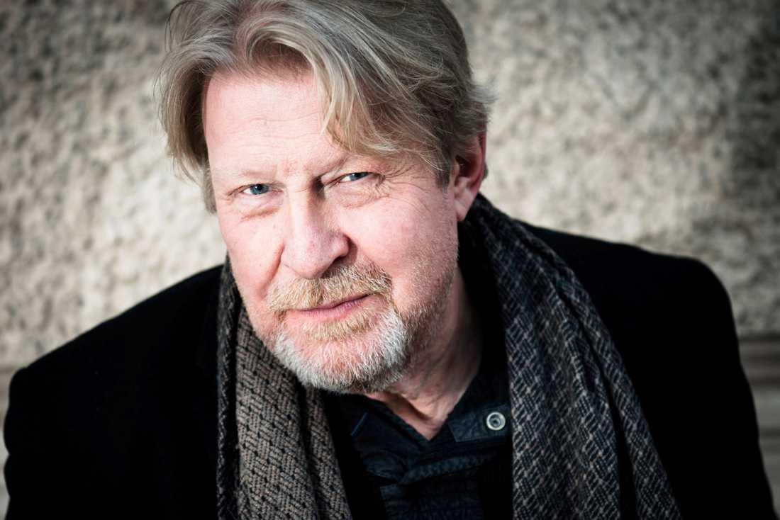 Rolf Lassgård hyllas av Hollywoodstjärnorna.