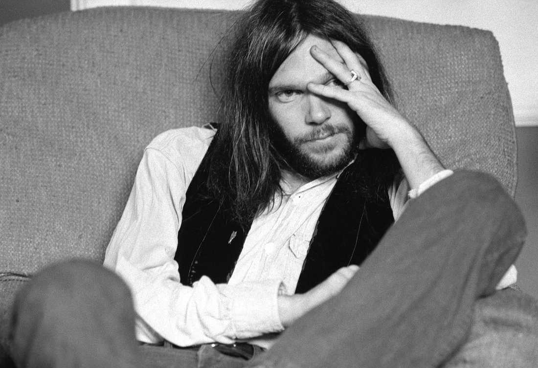 """Neil Young: """"Homegrown"""" Recension 