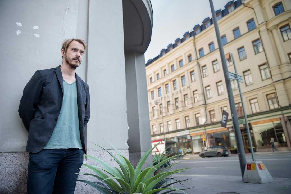 Jonas Karlsson.