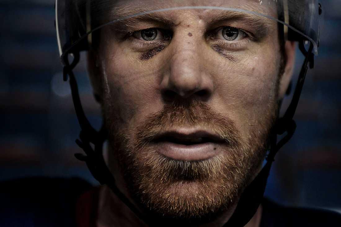 Johan Franzén har gjort över 700 NHL-matcher.