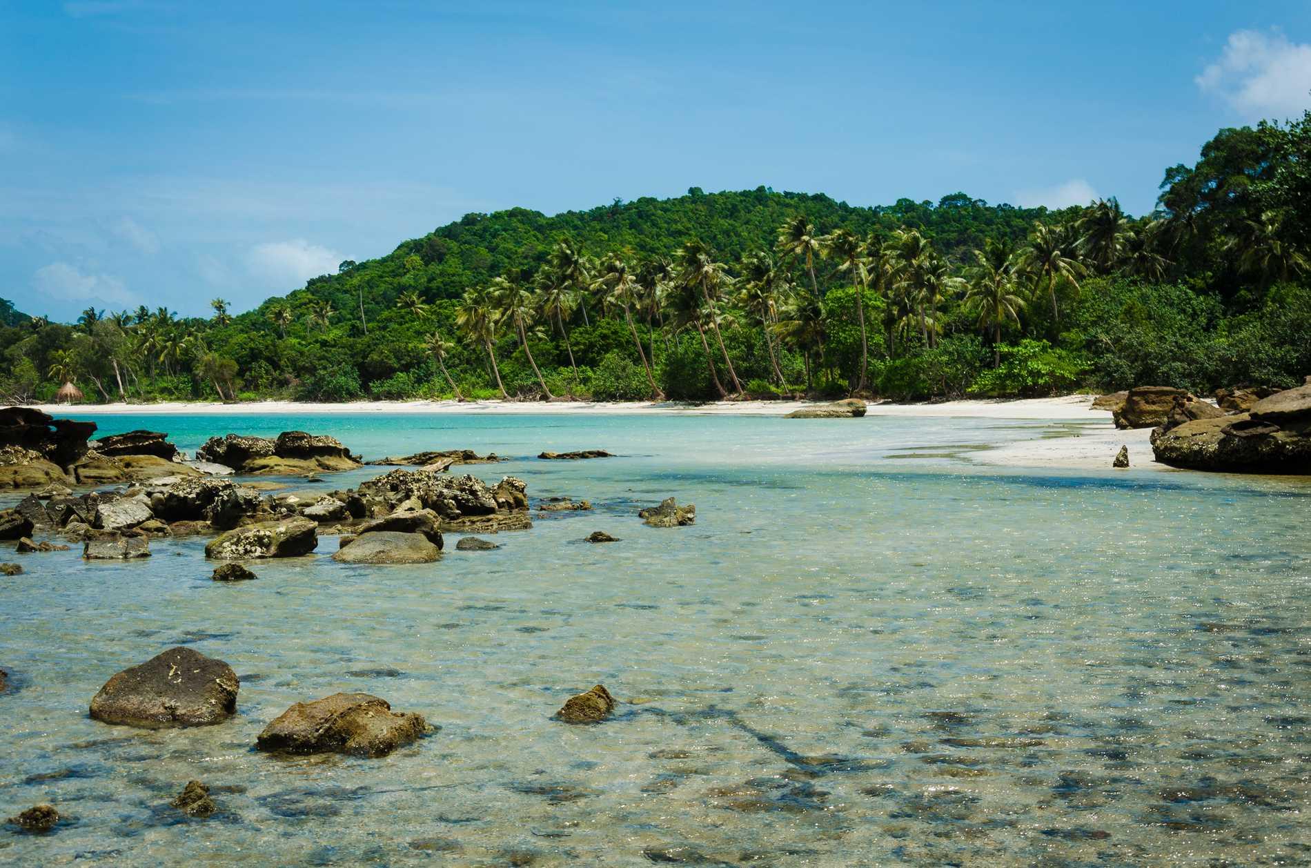 Phu Quoc är Vietnams egna paradisö.
