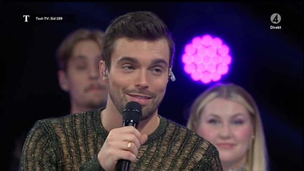 Niklas Hultberg fick lämna Idol.