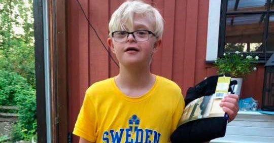 Dante, 12, försvunnen – polisen vädjar efter hjälp