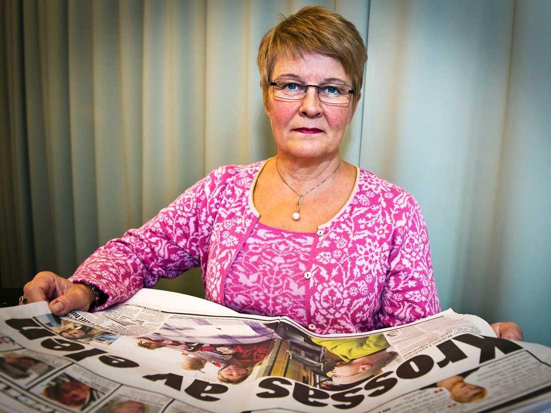 Mörkade Enligt Dagens Industri kände Maud Olofsson till de kritiserade fallskärmarna för Vattenfalls chefer.