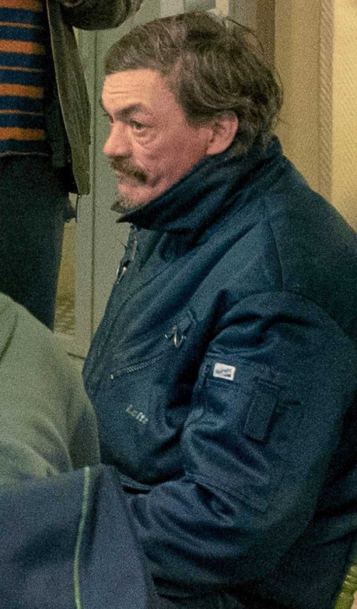 """Gheorge Hortolomei-Lupu. Han kallades """"Gica"""" av sina vänner."""