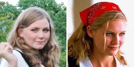 """""""Alla säger att jag är lik Kirsten Dunst"""", säger My Alnebratt, som vann Göteborgs deltävling."""