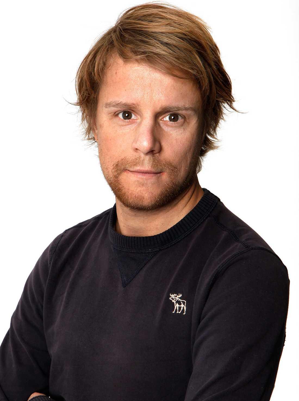 Aftonbladets Staffan Lindberg.