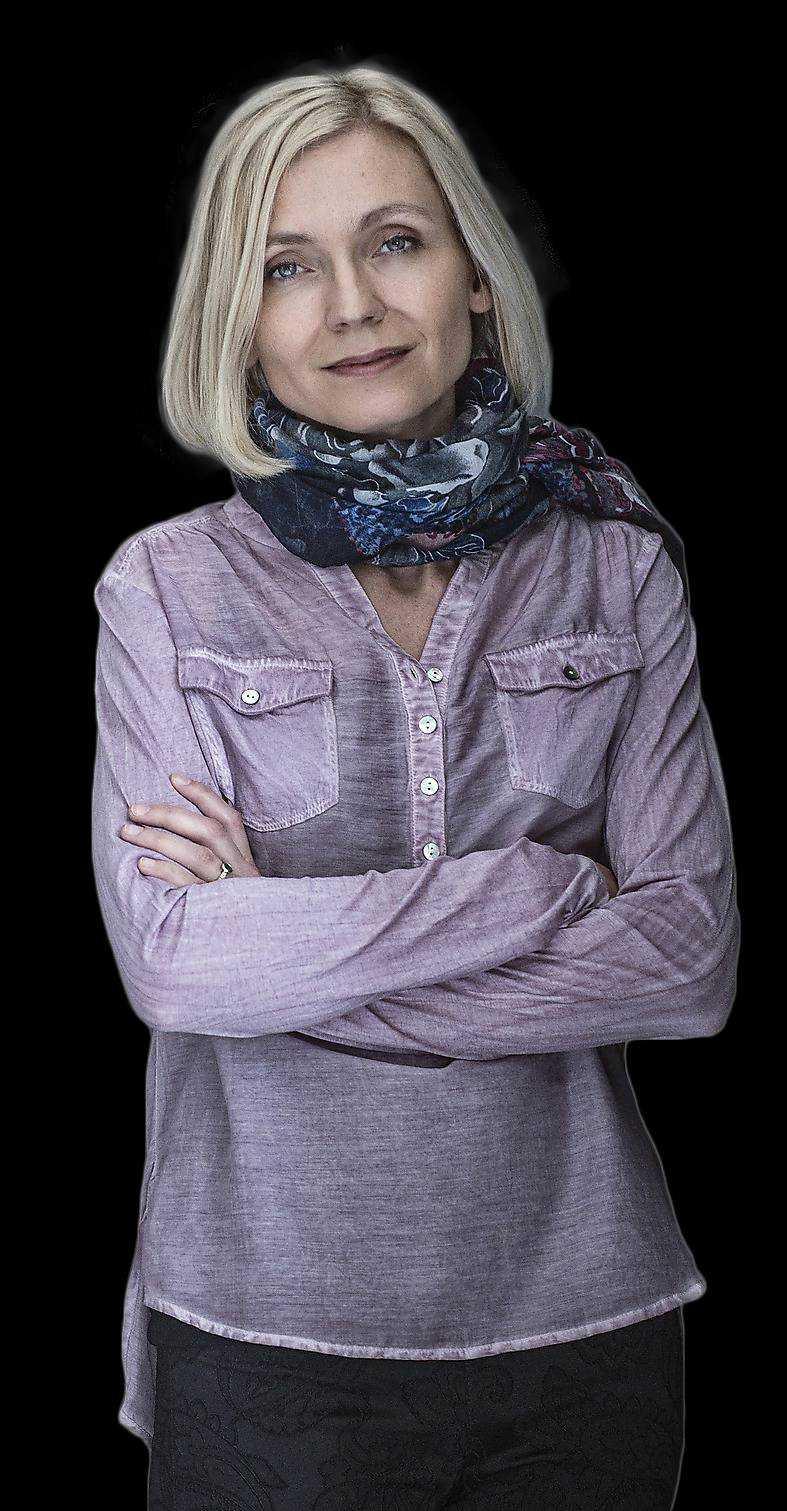 Charlotta Larsson.Foto: Helén Karlsson