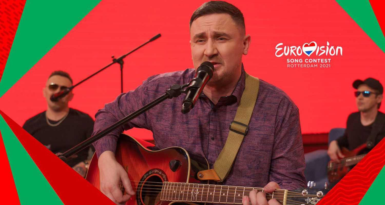 Galasy ZMesta framför Belarus bidrag.