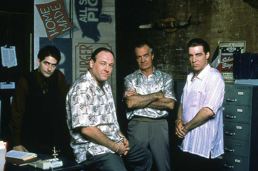 Sopranos visades mellan 1999-2007.