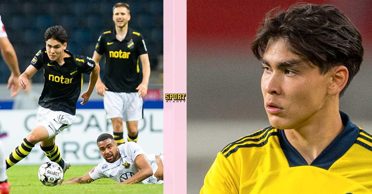 "Eric Kahl: ""AIK betyder allt för mig"""