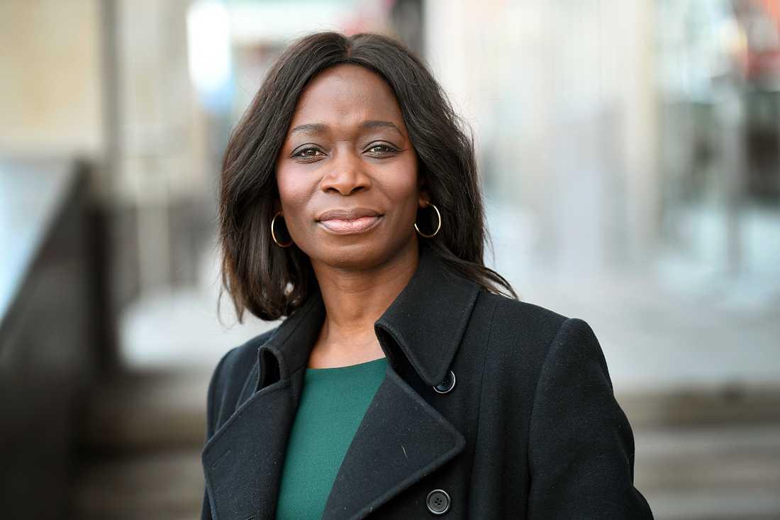 Nyamko Sabuni kandiderar som ny L-ledare