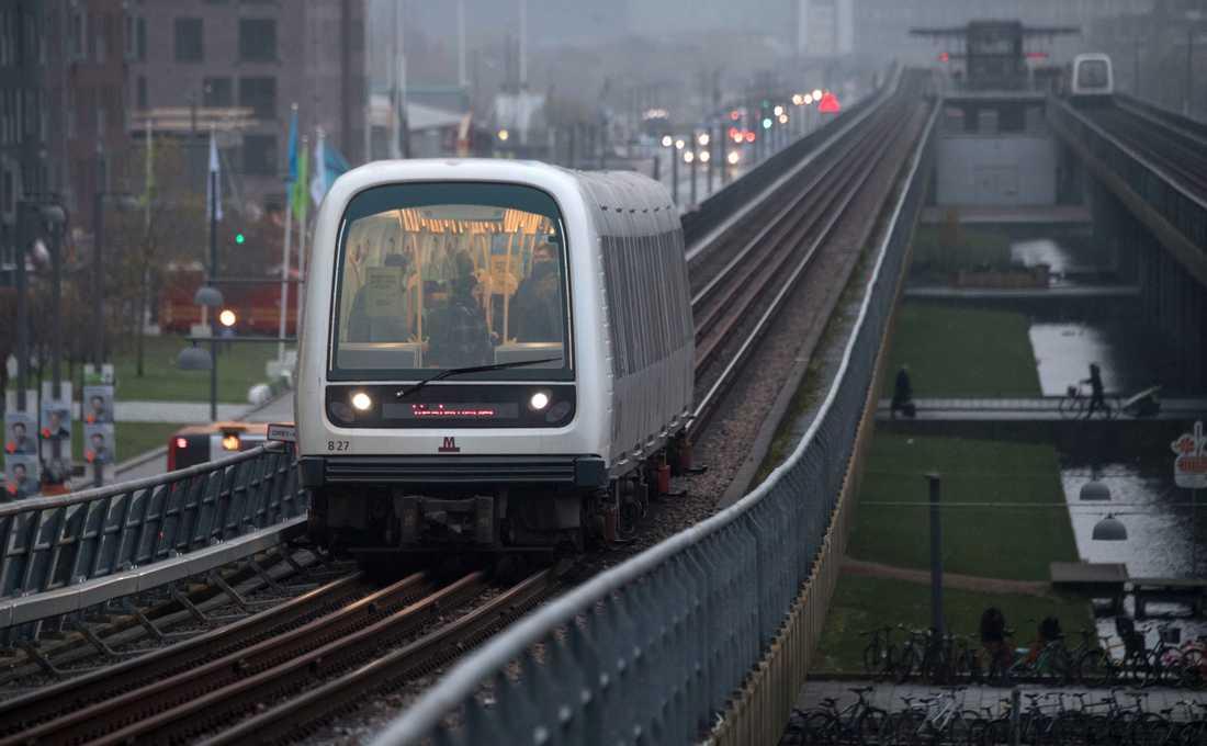 Planen är att man om 15 år ska kunna ta tunnelbanan mellan Malmö och Köpenhamn.