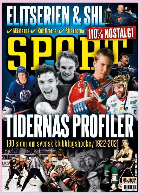 Missa inte tidernas hockeybibel – ute nu