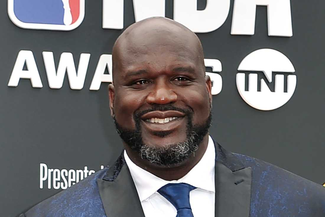 Shaquille O'Neal.