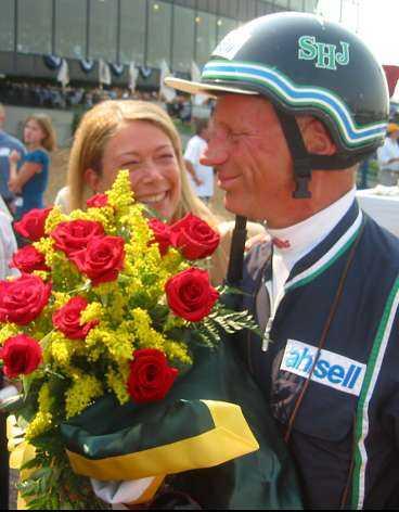 """""""Victory var i bra form. Det kändes tidigt"""", säger Stig H Johansson."""