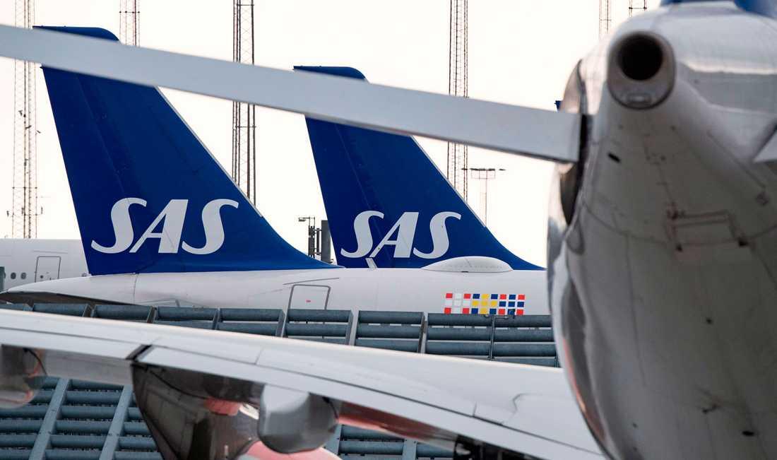 SAS drar tillbaka sin nya reklamfilm efter kritiken.