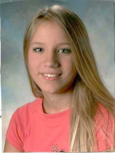 Alexandra Mihailovic, 13, Saltsjö-Boo.