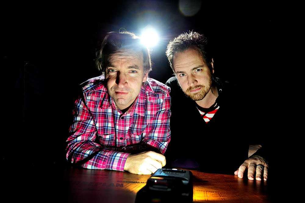 """Måns Mårlind och Björn Stein nobbade """"Maze Runner"""", men håller nu på med Hollywood-filmen """"South china sea""""."""