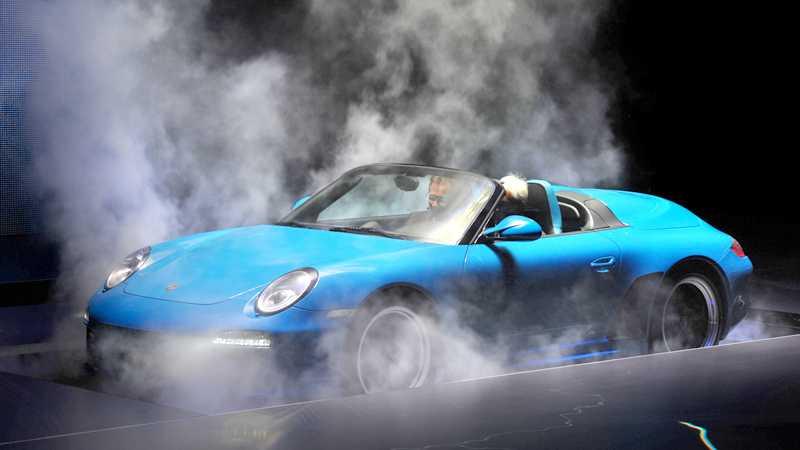 Porsche 911 Speedster Foto: Scanpix