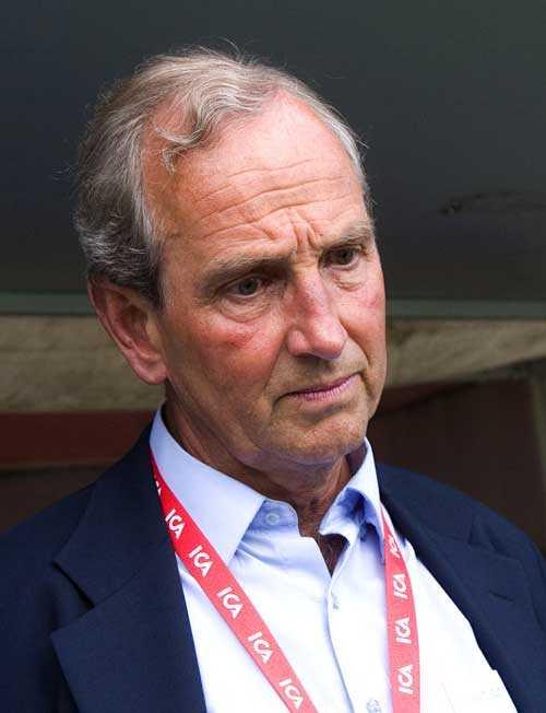 Arne Ekstrand.