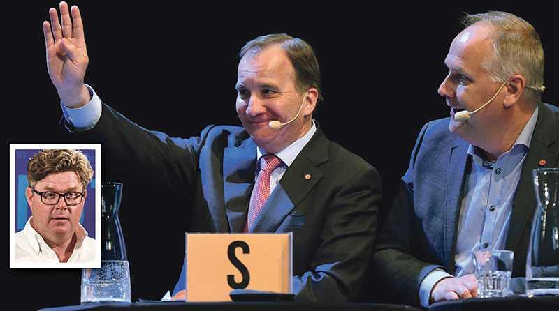 Nu är det dags för Löfven att ge besked. Vilka av Vänsterpartiets villkor tänker han acceptera, skriver debattören.