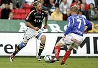 Har hittat formen. Andreas Anderssons AIK har hittat vinnarformen i superettan. I kväll vann laget mot Åtvidaberg med 1–0