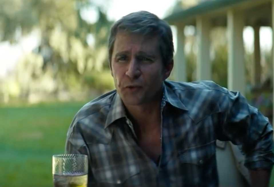 Sam Rockwell som George W Bush.