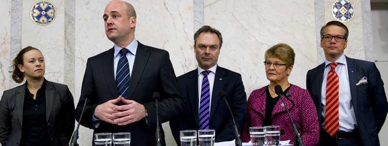 """""""inhumant"""" Miljöpartiet har ingått i en överenskommelse med regeringen om migrationspolitiken. Något som Lars Ohly tycker är fel."""