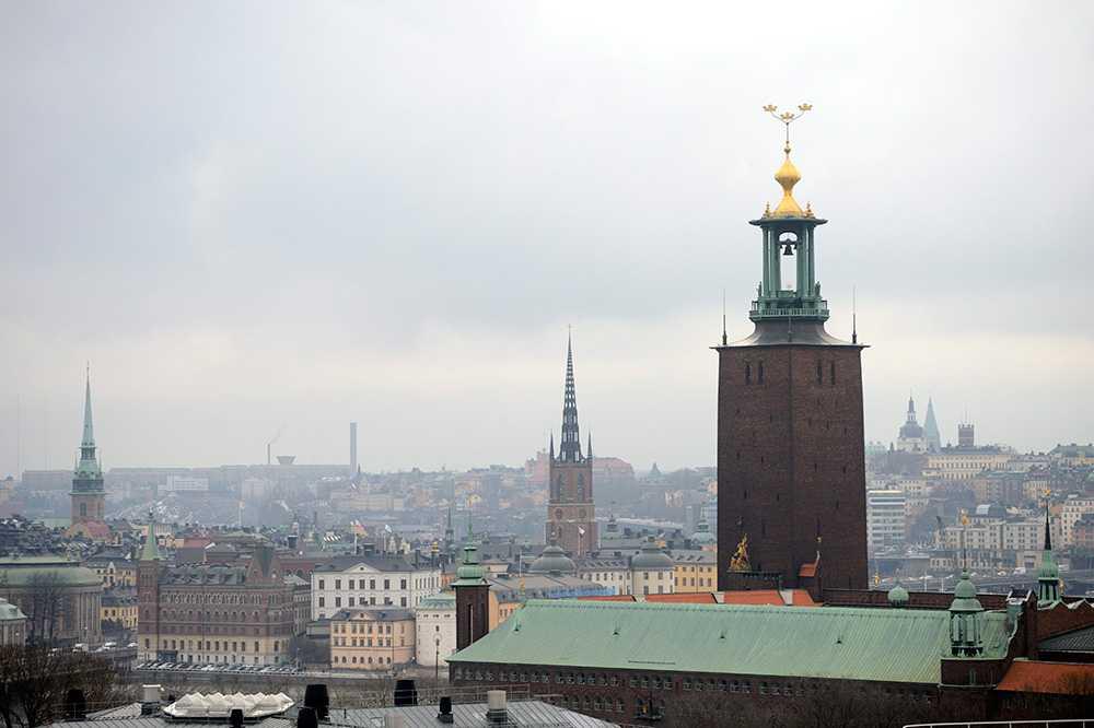 """""""Man får fråga sig om Stockholm verkligen är intresserad av att vara huvudstad"""", säger Lotta Olsson (M)."""