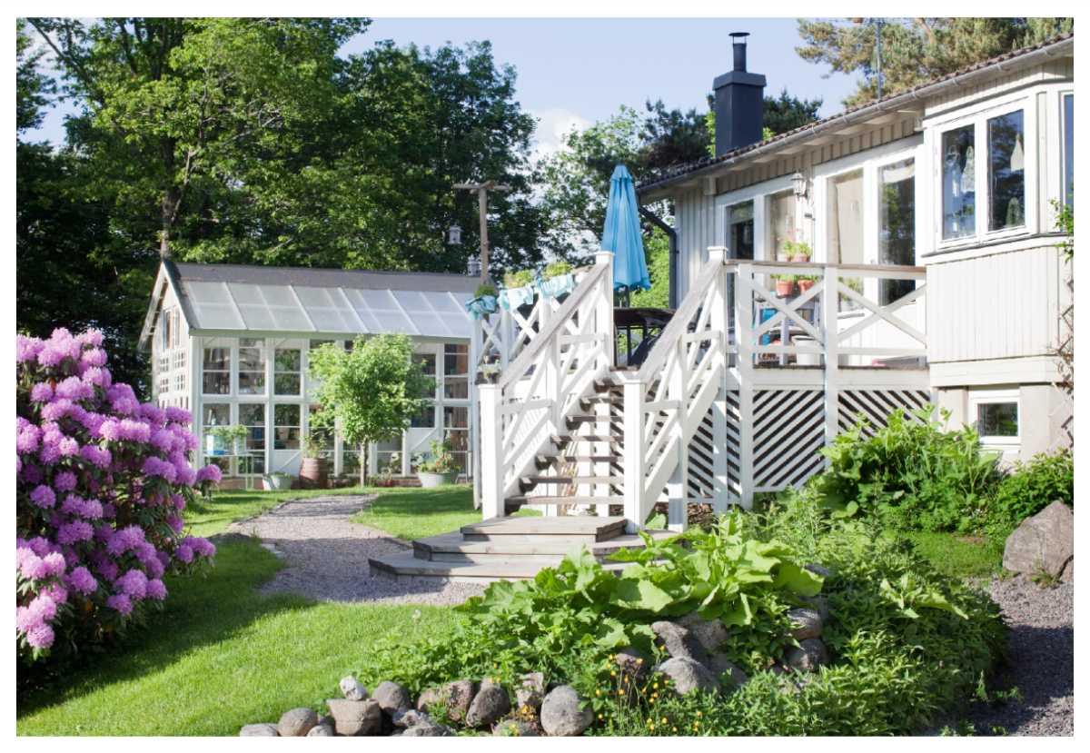 Planera din trädgård så den passar dina behov.