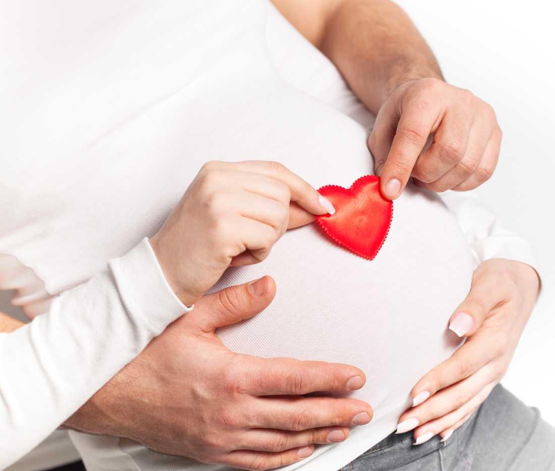 Nu kan du börja få åderbråck och hemorrojder. Dessutom är det vanligt att du har inskrivning på MVC under den här tiden i graviditeten.