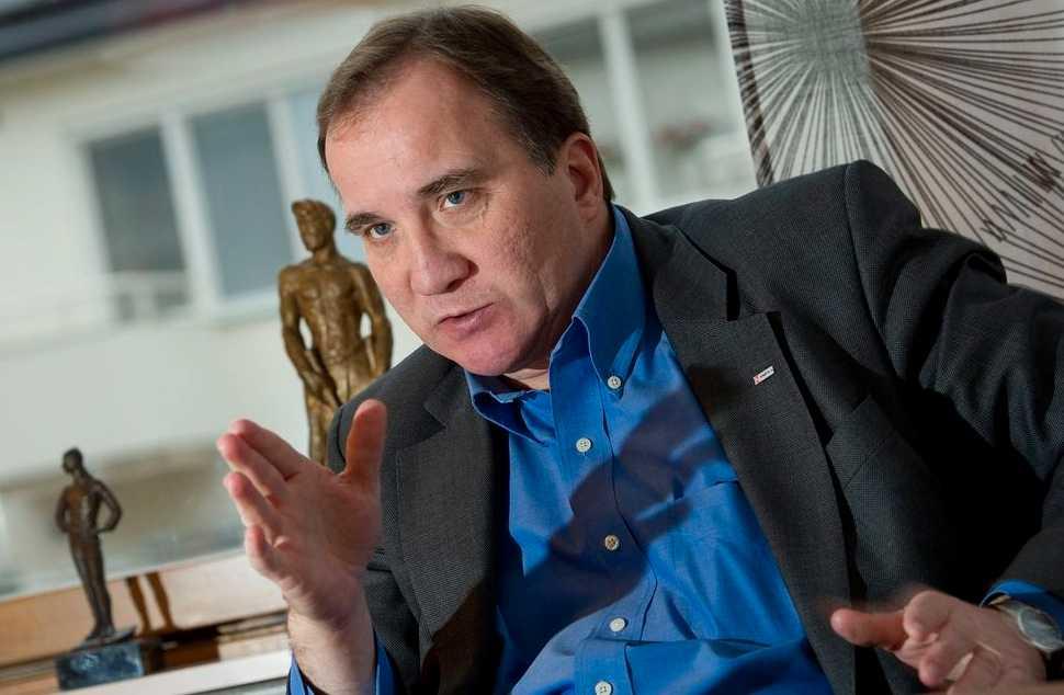 Nu berättar Stefan Lövfen vilken politik han vill driva med S. (Arkivbild)