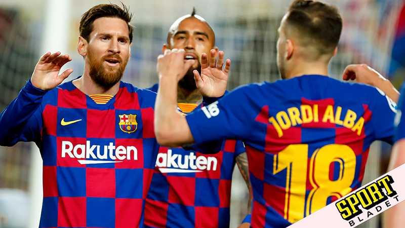 La Liga väntas starta 12 juni – fotbollsfest väntar