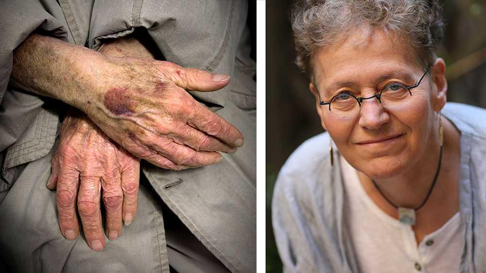 Eftersom anställda inom hemtjänsten inte använder någon skyddsutrustning, om inte personen de går hem till redan är sjuk, och eftersom anställda inom hemtjänsten går runt till många äldre under en och samma dag, skapas en omöjlig, en livsfarlig, situation, skriver  Lena Einhorn, virolog och författare.