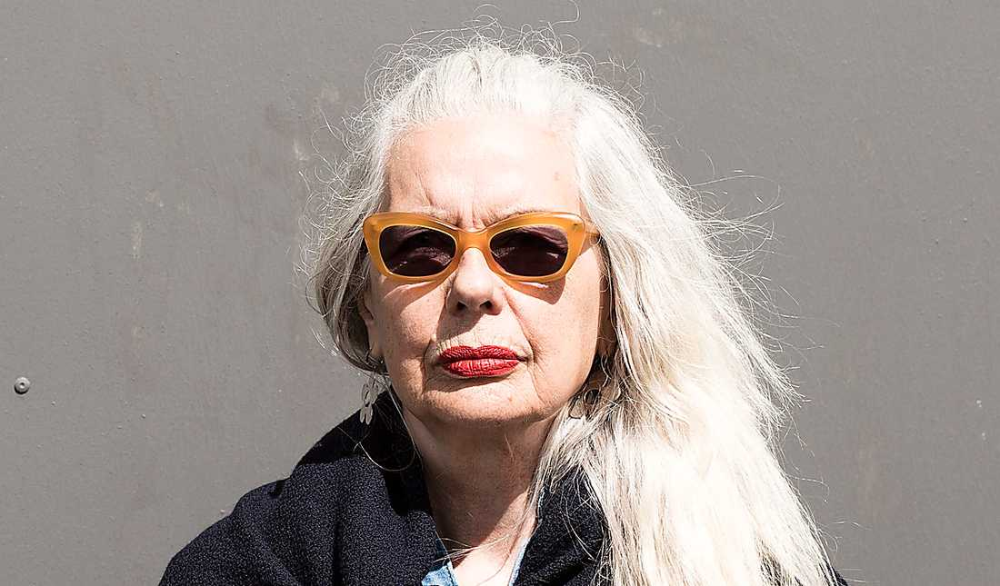Marianne Lindberg  De Geer (född 1946).