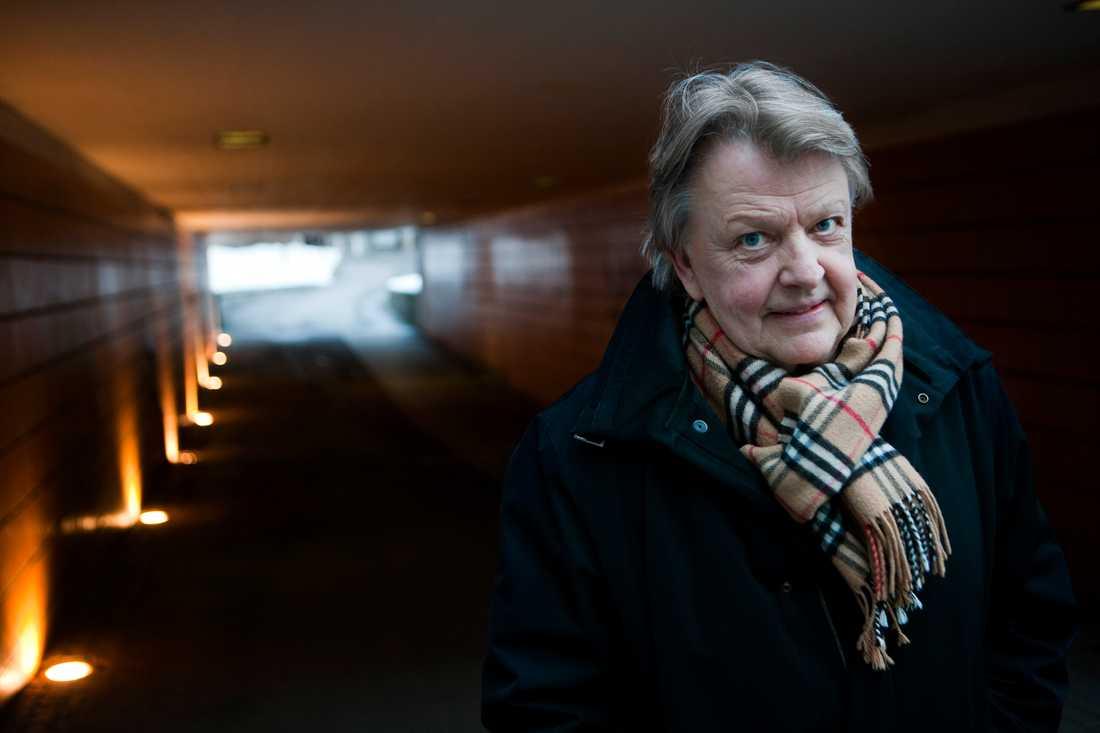 Sven-Erik Magnusson är död.