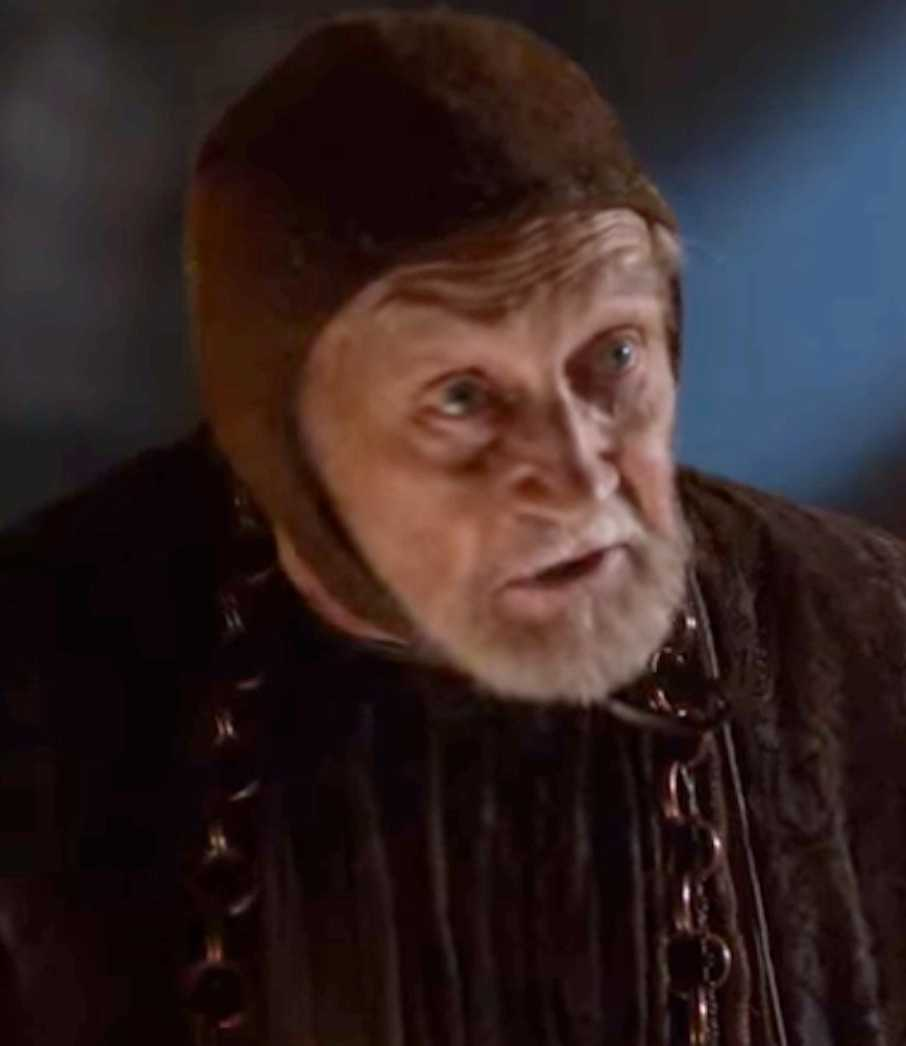 "Roy Dotrice i ""Game of thrones""."