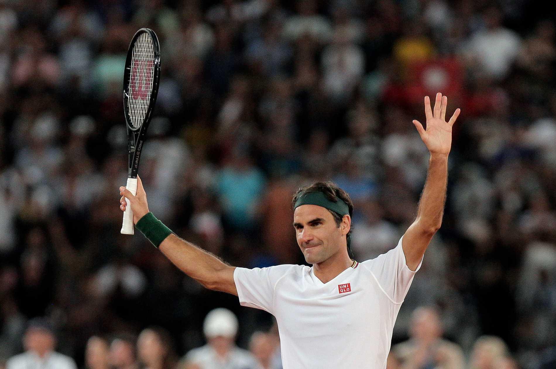 Roger Federer, 39, närmar sig comeback.