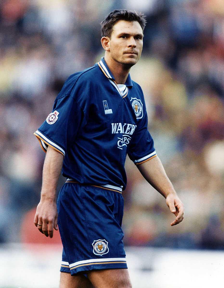 Leicester Mellan åren 1995 och 1999 spelade Pontus Kåmark i den engelska klubben Leicester City.