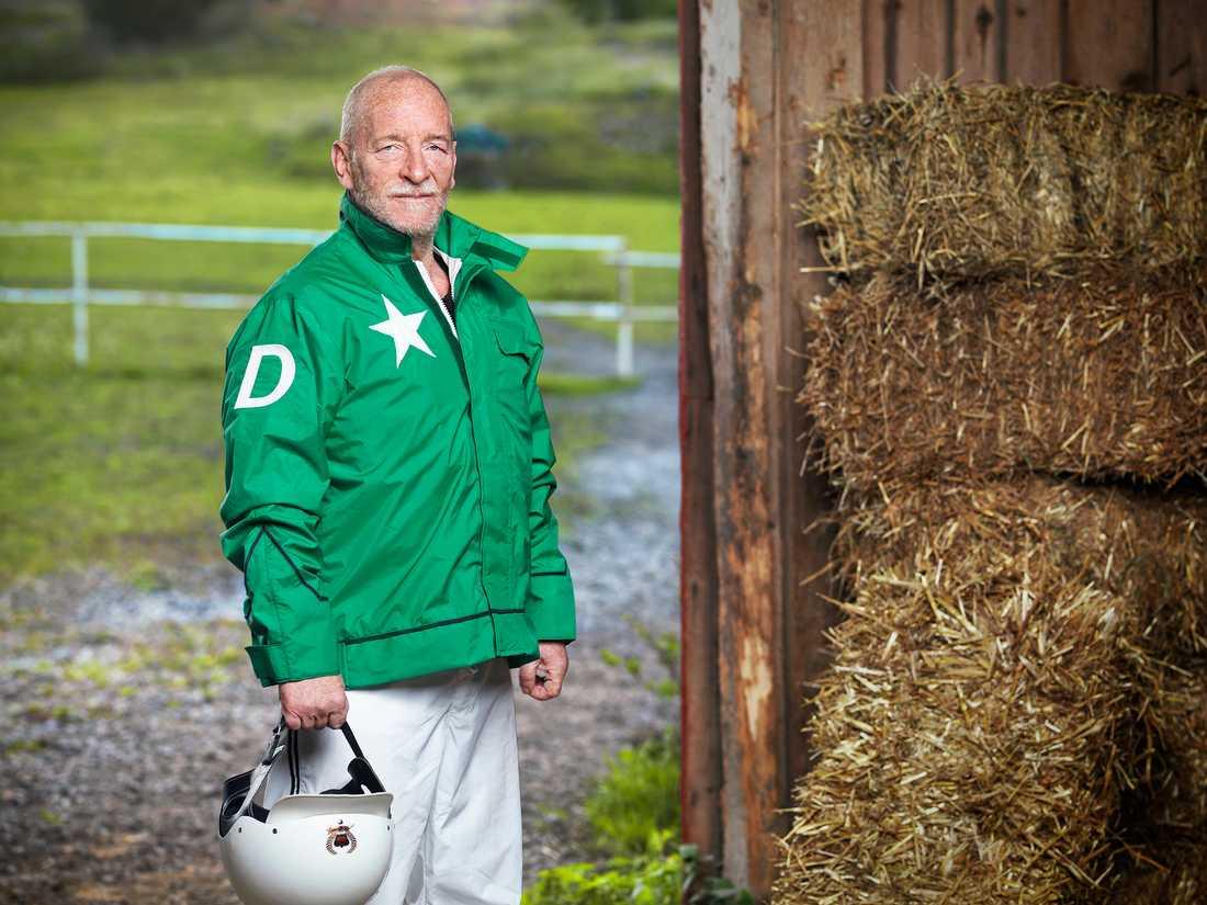 """Lennart """"Hoa-Hoa"""" Dahlgren."""