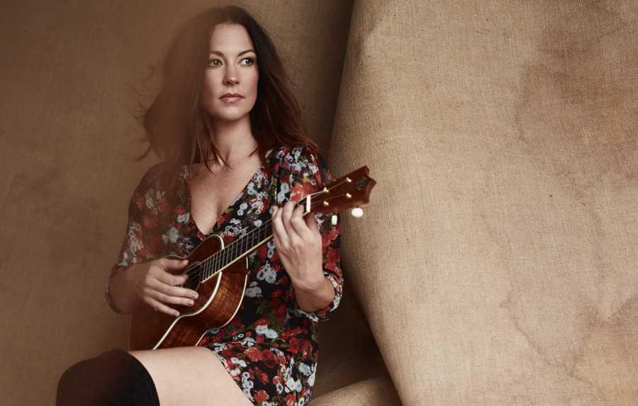Ukulele är rock'n'roll. Lyssna bara på Amanda Shires.