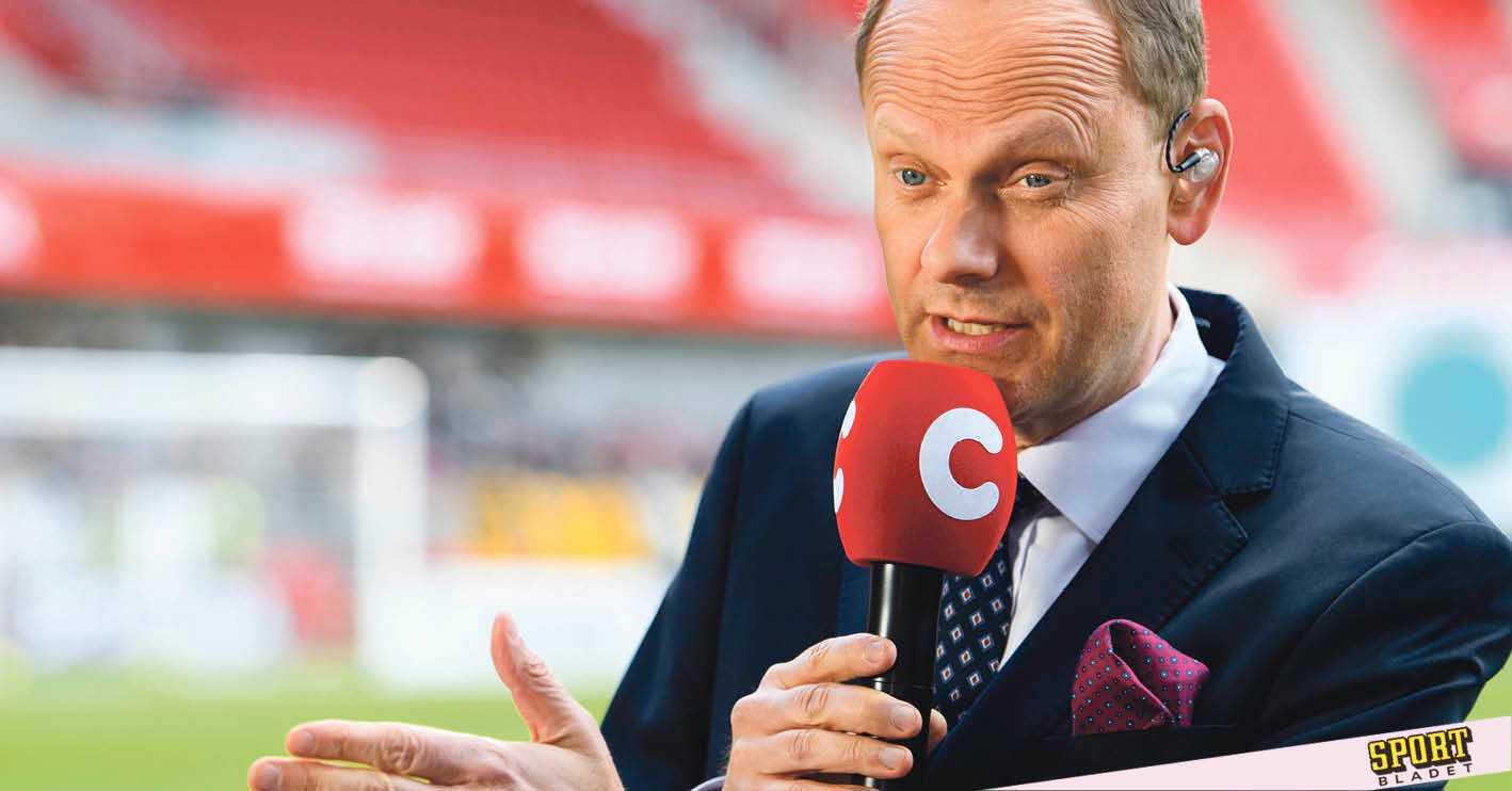"""Lasse Granqvist slutar kommentera Allsvenskan – efter 31 år: """"Nu vill jag ha bra sikt och nära till kaffet i paus"""""""